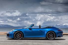 orange porsche 911 convertible 2018 porsche 911 gts review