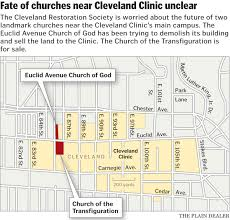 Anglican Church Floor Plan by Historic Churches Near Cleveland Clinic Campus At Center Of Debate