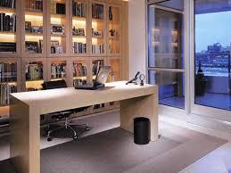 office 40 luxury elegant interior decoration brown home office
