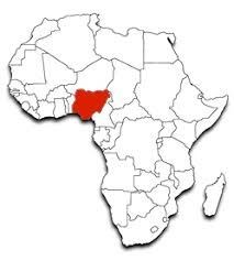 map of nigeria africa health education and enrichment program for