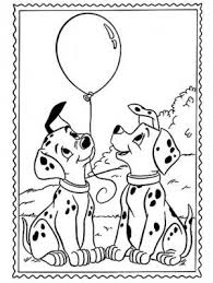 47 101 dalmatians coloring pages images free