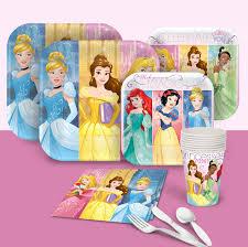 Disney Princess Party Decorations Disney Princess Birthday Party Supplies Theme Party Packs