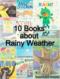 10 books about weather bambini travel