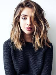 medium hair medium length hairstyles and color easy shoulder length haircut
