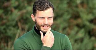 50 shades the scene where christian grey shaves ana s pubic hair funny jamie dornan tweets popsugar celebrity
