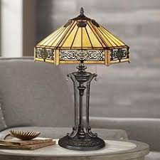 Quoizel Gotham Floor Lamp Yellow Table Lamps Lamps Plus