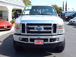 2008 used ford super duty f 250 srw one owner california crfx