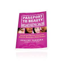 book a makeup artist passport to beauty book by shalini vadhera