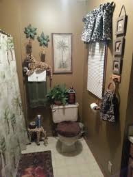 themed bathroom ideas american bathroom decor accessories animal print