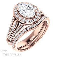 oval cut engagement rings oval cut engagement ring setting gtj928 oval r gerry the jeweler