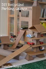 Build Your Own Wooden Toy Garage by Cardboard City My Class Created A Huge City Out Of Recycled