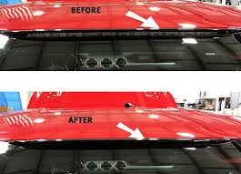 mustang third brake light restore ford mustang 3rd brake light blackout rpidesigns com