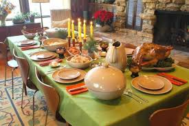thanksgiving table setting ideas tableclothsfactory