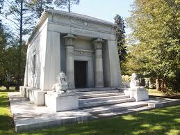 mausoleum cost mausoleum exhibition brings back figures of the gilded age