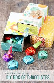 great s day gifts s day diy box of chocolates diy box chocolate and box