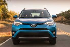 toyota suv review 2017 toyota rav4 hybrid car review autotrader