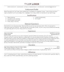 resume exles free sales associate resume exles free objective best exle inside
