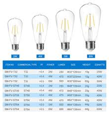 incandescent light bulb specifications t32 led filament bulb led edison filament bulbs edison lights