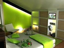 deco chambre vert deco chambre vert anis idées décoration intérieure