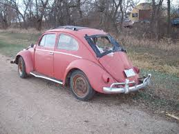 volkswagen beetle pink my 1960 volkswagen beetle collectors weekly