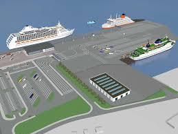 Ferry Terminal Floor Plan by Ferry Terminal Riga Latvia Ferry Terminals Shipyards