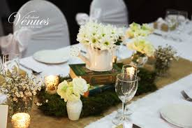 unique wedding table decorations with wedding table decorations