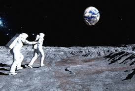 By The Light Of The Halloween Moon Who Took The Photo Of The First Man On The Moon Mental Floss