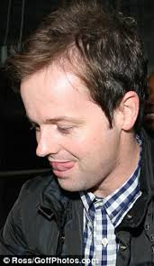 declan donnelly hair transplant declan donnelly sports suspiciously thick locks just a few years