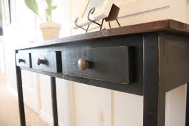 Black Entryway Table Best 25 Console Table Ideas On Pinterest In Entryway
