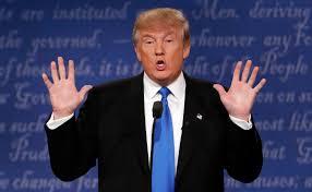 presidential debate donald trump body shamed hackers in the debate