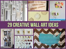 Cool Diy Wall Art by Creative Wall Art Ideas Dma Homes 65944