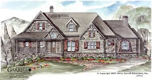 big house plans big mountain lodge b house plan house plans by garrell