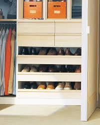 Hanging Shoe Caddy by Bedroom Organizers Martha Stewart