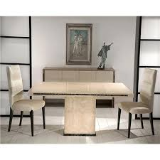 Stone Dining Room Table - marble dining sets