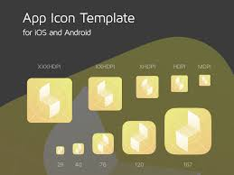 android icon generator ios and android app icon generator sketch freebie free