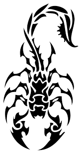 abstract tribal scorpion tattoo designs photo 2 2017 real photo