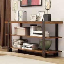 Bookshelf Behind Couch Table Captivating 25 Best Bookcase Behind Sofa Ideas On Pinterest