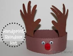 Kids Reindeer Crafts - christmas crafts for kids craft holidays and xmas