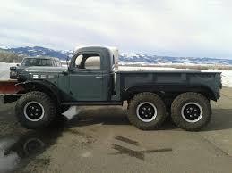 Dodge Truck Cummins Parts - 1942 dodge power wagon with a cummins 4bt u2013 engine swap depot