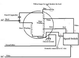 ac motor capacitor wiring diagram wiring diagram and schematic