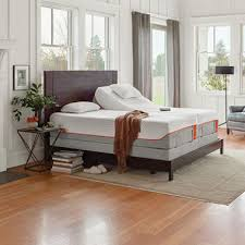 Ergo Bed Frame Tempur Pedic Contour Supreme Split King Mattress And Tempur Ergo
