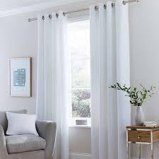 Dunelm Curtains Eyelet Curtains White Eyelet Curtains Amazing White Eyelet Curtains