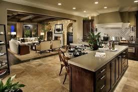 open concept kitchen living room designs 24 kitchen and living room open concept designs 29 awesome open