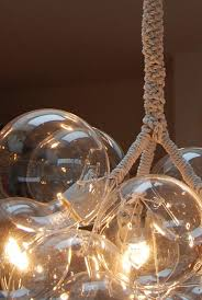 Diy Glass Bubble Chandelier Diy Light Roundup U2014 The Marion House Book