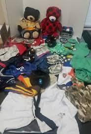 build a boy clothes build a boy clothes lot fireman football shoes more ebay