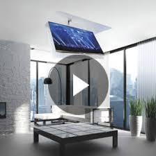 tv a soffitto maior sollevatore tv motorizzato a soffitto telecomandato
