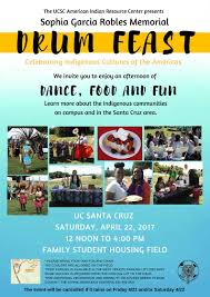 Ucsc Map Drum Feast 2017