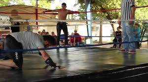 esw backyard wrestling backyard rules triangle match from the