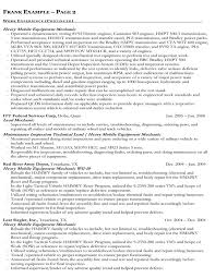 Sample Ses Resume by Sample Ses Resume Federal Resume Writing Service Resume Format