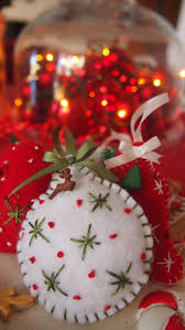 best 25 felt decorations ideas on pinterest christmas felt